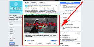 Sharing Web Pages On Social Media