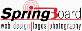 Logo for Springboard Website Design and Development in Meridian Idaho